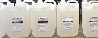 IFPR de Pitanga entrega álcool gel para Corpo de Bombeiros e Hospital